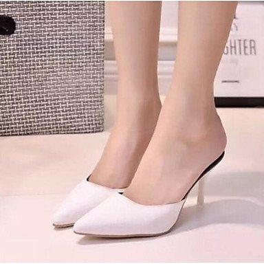 CN45 UK9 EU43 Black Comfort Sandals White 5 Pu RTRY Casual Summer 5 Women'S Comfort Flat US11 wqOx70Z