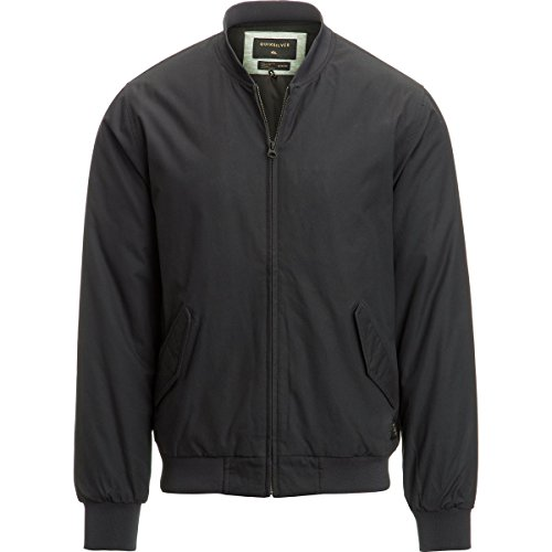 Quiksilver Men's Ogoki Bomber Winter Jacket, Tarmac, L by Quiksilver
