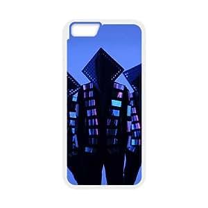 iPhone 6 Plus 5.5 Inch Cell Phone Case Covers White Deichkind Fashion Phone Case Generic XPDSUNTR20723