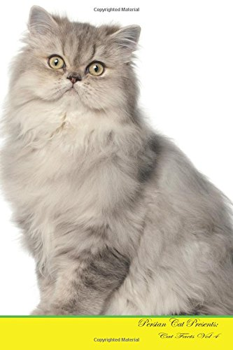 Persian Cat Presents:  Cat Facts Workbook. Persian Cat Presents Cat Facts Workbook with Self Therapy, Journalling, Productivity Tracker with Self ... Productivity Tracker Workbook. Volume 4
