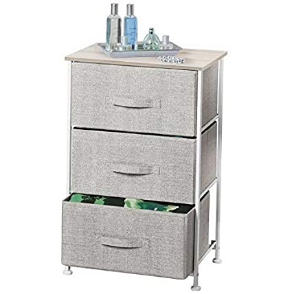 Amazon.com: Hebel Vertical Dresser Storage Tower with 3 ...
