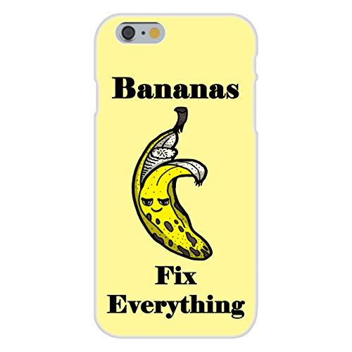 (Apple iPhone 6+ (Plus) Custom Case White Plastic Snap On -