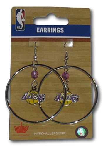 Los Angeles Bead Hoop Earrings