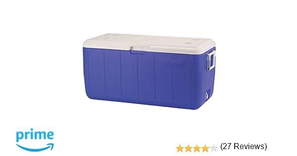 a6150e0050f Amazon.com : Coleman 100 Quart Performance Cooler : Sports & Outdoors