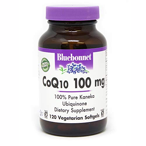 BLUEBONNET Nutrition COQ10 100 mg Vegetarian ()