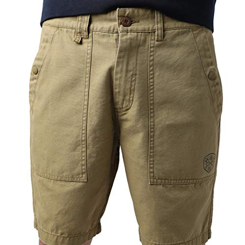 (Element Men's Canjon Walkshorts,32,Canyon Khaki)