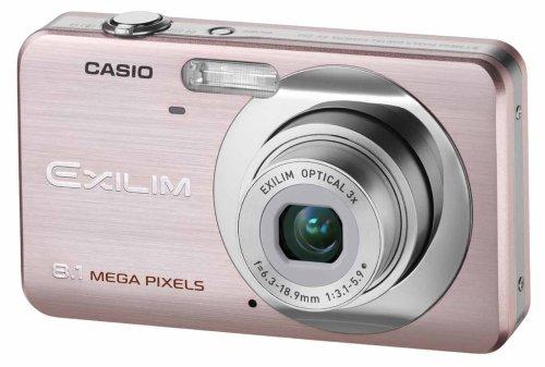 CASIO デジタルカメラ EXILIM (エクシリム) EX-Z80 ピンク EX-Z80PK