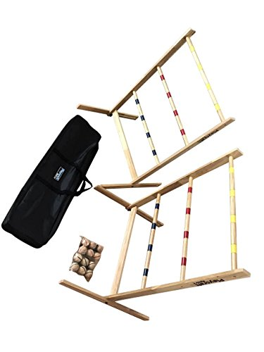 Playcraft Sport Deluxe Hardwood Ladder Toss by Playcraft Sport