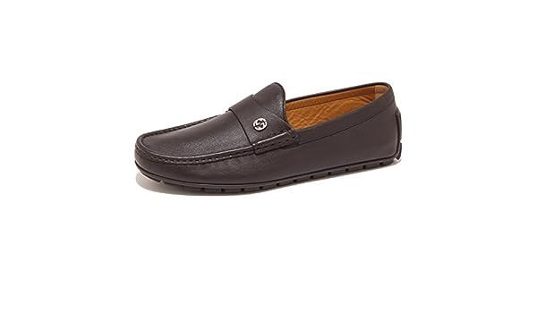 Gucci - Mocasines para hombre marrón marrón marrón Size: 9.5: Amazon.es: Zapatos y complementos