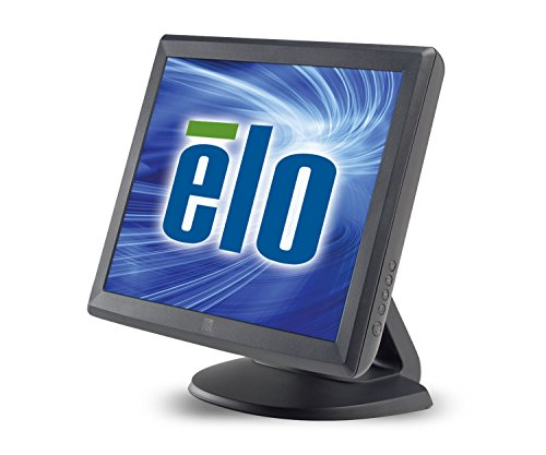 Elo 1515L Desktop Touchscreen LCD Monitor - 15-Inch - Surface Acoustic Wave - 1024 x 768-4:3 - Dark Gray E700813
