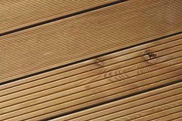 Terrassendielen Sibirische Larche 26 X 143 Mm 3 00 M Lang Amazon