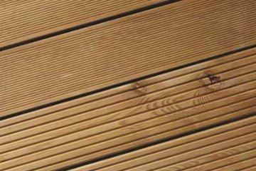 Terrassendielen Sibirische Lärche, 26 x 143 mm, 3,00 m lang Woodstore Handelsgesellschaft