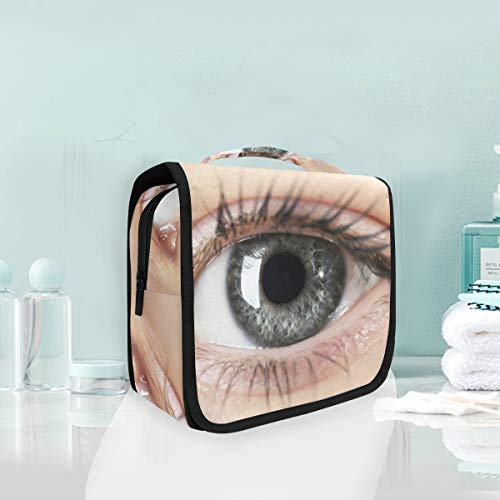 Cosmetic Makeup Toiletry Bag Travel Home Remedies For Astigmatism Eyes Hanging -