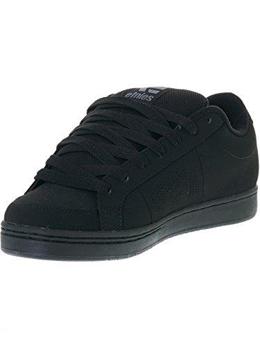Zapatos Etnies Kingpin Negro-Negro (Eu 41 / Us 8 , Negro)