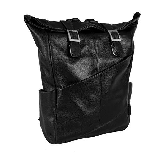 - McKlein, S Series, Kennedy, Pebble Grain Calfskin Leather, 17