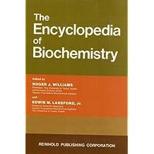 The Encyclopedia of Biochemistry