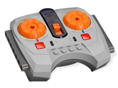 Control Track Remote Switch (LEGO Functions Power Functions IR Speed Remote Control 8879 (Discontinued by manufacturer))