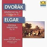 Dvorak: Symphony No. 7 / Elgar: Enigma Variations
