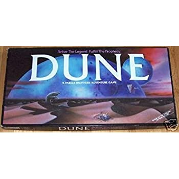 Dune: A Parker Brothers Adventure Game