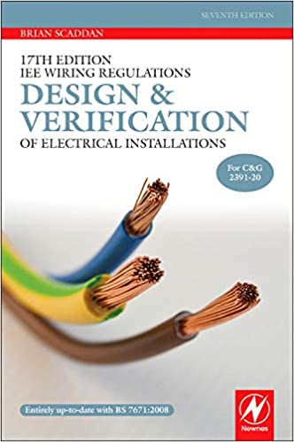 Stupendous 17Th Edition Iee Wiring Regulations Design And Verification Of Wiring Database Gramgelartorg
