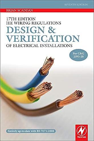 17th edition iee wiring regulations design and verification of rh amazon com OSHA Regulations Books OSHA Regulations Books