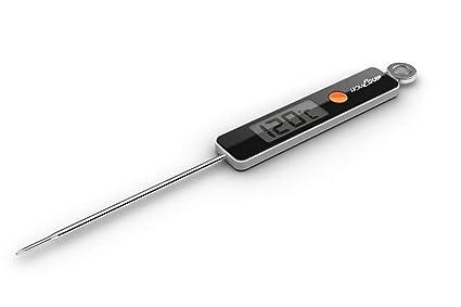 Homequip - Termómetro digital de cocina HQ1, diseño ultramoderno con interfaz