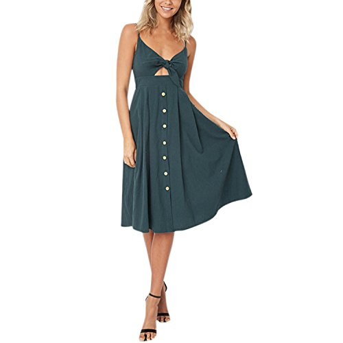 Femme semen Sans B Loisir Mode Robe Manche ud Genoux Confort Et N longue Nu Type Jupe Dress Casual Fleur Papillon Mi Uni Dos ddrwqY