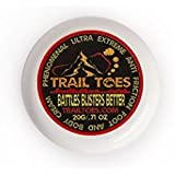 Trail Toes - Phenomenal Ultra Extreme - Anti Friction Foot and Body Cream - 1 Pack of .71 oz