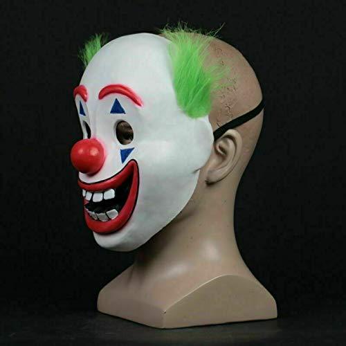 Amazon.com Joker Mask Arthur Fleck Masks Cosplay DC Movie