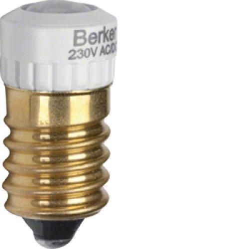 Hager LED-Lampe E14230V 4, 2Ma weiß 1679
