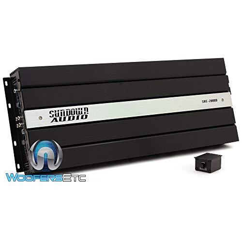 Sundown Audio - Sundown Audio SAE-2000D Monoblock 2000W RMS Class D Amplifier