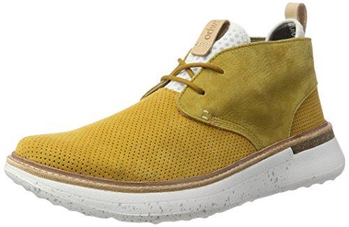 Ohw Grindal Sneaker Basse Uomo Braun buckthorn Brown white