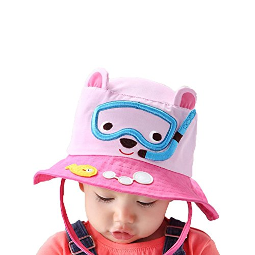 gemini-fairy-sun-protection-hat-animal-cartoon-bucket-cap-with-wide-brim-for-lovely-baby-1-4-year-ol