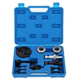 A/C Compressor Clutch Remover Puller Installer Instalation Air Conditioning Tool with Case