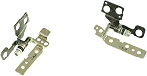 Laptop LCD Hinge L&R for DELL Inspiron 13 7370 7373 P83G Left and Right New(Rotate 180 Degrees)