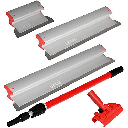 Drywall Skimming Blade Set - 10