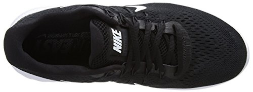 Shoes Black Nike White Men 001 8 Running Lunarglide Anthracite PRIqv