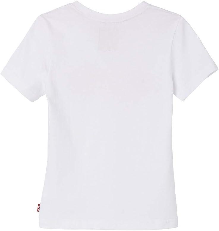Camiseta Levis Lazy Blanco Niño 2A Blanco: Amazon.es: Ropa y accesorios