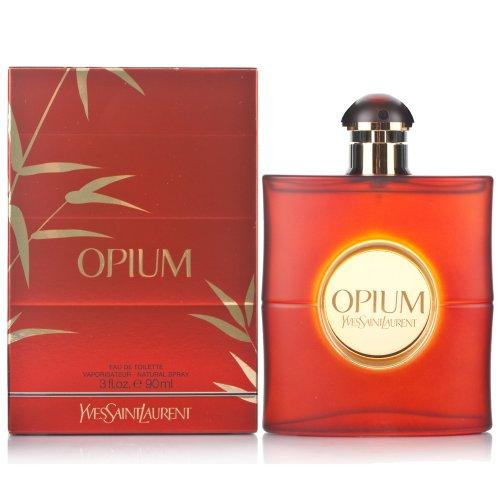OPIUM For Women By YVES SAINT LAURENT Eau de Toilette Spray 3 oz Deal (Large Image)