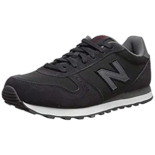 New Balance Men's 311 V1 Sneaker, Phantom/Castlerock, 8 D US
