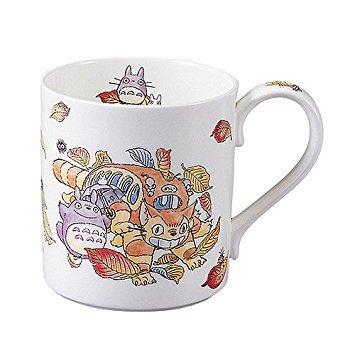 Noritake X Studio Ghibli Totoro Special Collection Mug Cup T97265/4660-6 (Noritake Porcelain Mug)