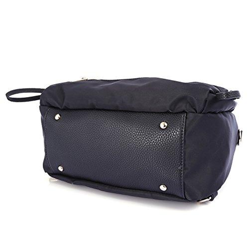 Fashion Tote Handbag Satchel Girls Handle Street 6201847 Black Hobo PU Bag Shoulder Top Roomy Bag Women Bag 7Cqw7zxrP