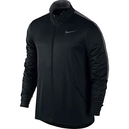 NIKE New Men's Epic Training Jacket Black/Dk Grey Medium by NIKE