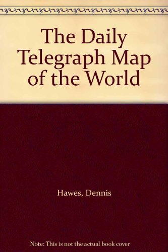 Download The Daily Telegraph Wall Map of the World ebook