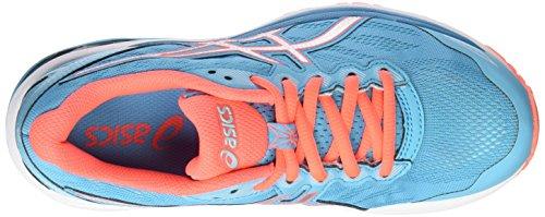 Coral 37 Running 1000 Azul aquarium Eu 5 Silver Asics De Para Zapatillas Flash Mujer Gt 5 w7qnXxOp