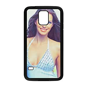 yvonne catterfeld Samsung Galaxy S5 Cell Phone Case Black yyfD-208827