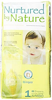 Nurtured by Nature Environmentally-Sensitive Diapers by Valor Brands LLC that we recomend individually.
