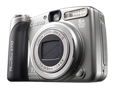 CANON POWERSHOT A710 IS CAMERA WIA DRIVER FREE