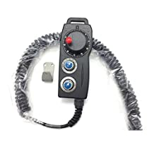 GOWE Electronic Hand Wheel handheld Encoder 25ppr 100ppr Manual Pulse Generator for Siemens Fanuc Mitsubishi