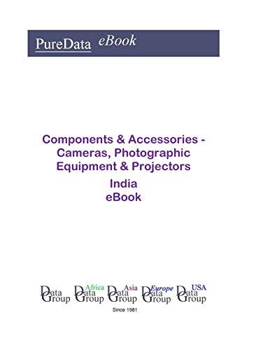 Components & Accessories - Cameras, Photographic Equipment & Projectors in India: Market Sales